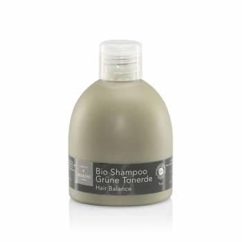 Bio shampoo med grøn ler